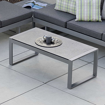 Allround Aluminium Side Table
