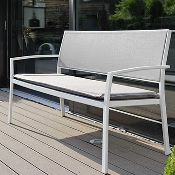 Allround Aluminium Bench