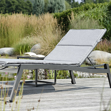 Cushions Sunloungers