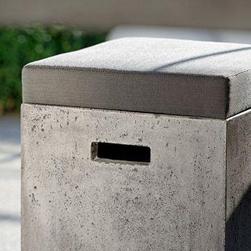 Fontana basaltgrau