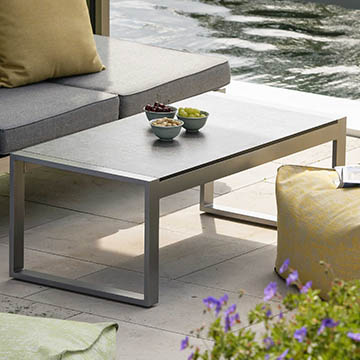 Allround Stainless Steel Side Table