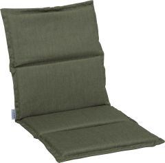 Universal cushion 105x48x3 cm Dessin dark green