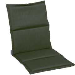 Universal cushion 115x50x3 cm Dessin dark green