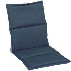 Universal cushion 115x50x3 cm Dessin dark blue