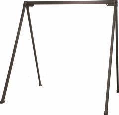 Swing frame for swing Space steel tube anthracite coated